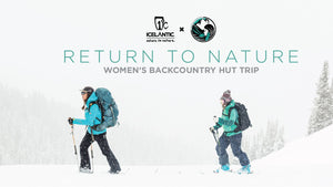 Return to Nature: Women's Backcountry Ski Hut Trip 2