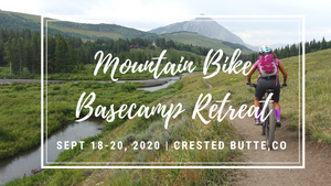 Mountain Bike Crested Butte Basecamp Retreat