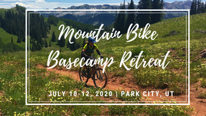 Mountain Bike Park City Basecamp Retreat