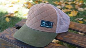 ASDT Quilted Snapback
