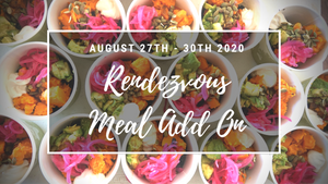 2020 Rendezvous Meal Plan Add On