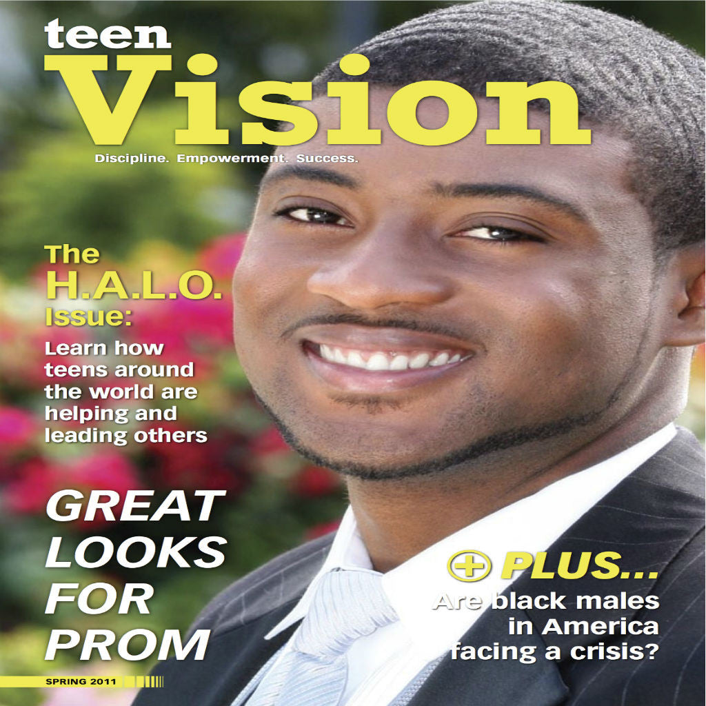 Teen Vision Magazine - Annual Subscription