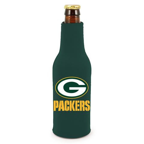 Green Bay Packers Zippered Bottle Suit