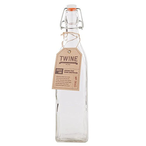 Country Homeª Swing Top Wine Growler by Twine