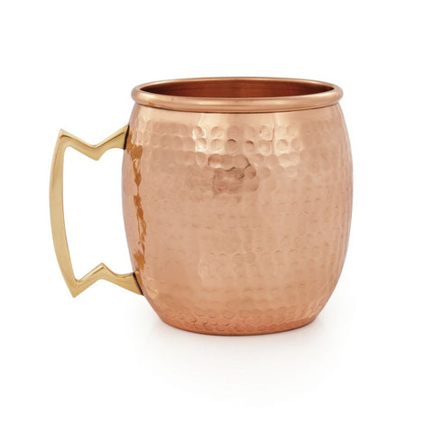 Old Kentucky Home: Hammered Mule Mug
