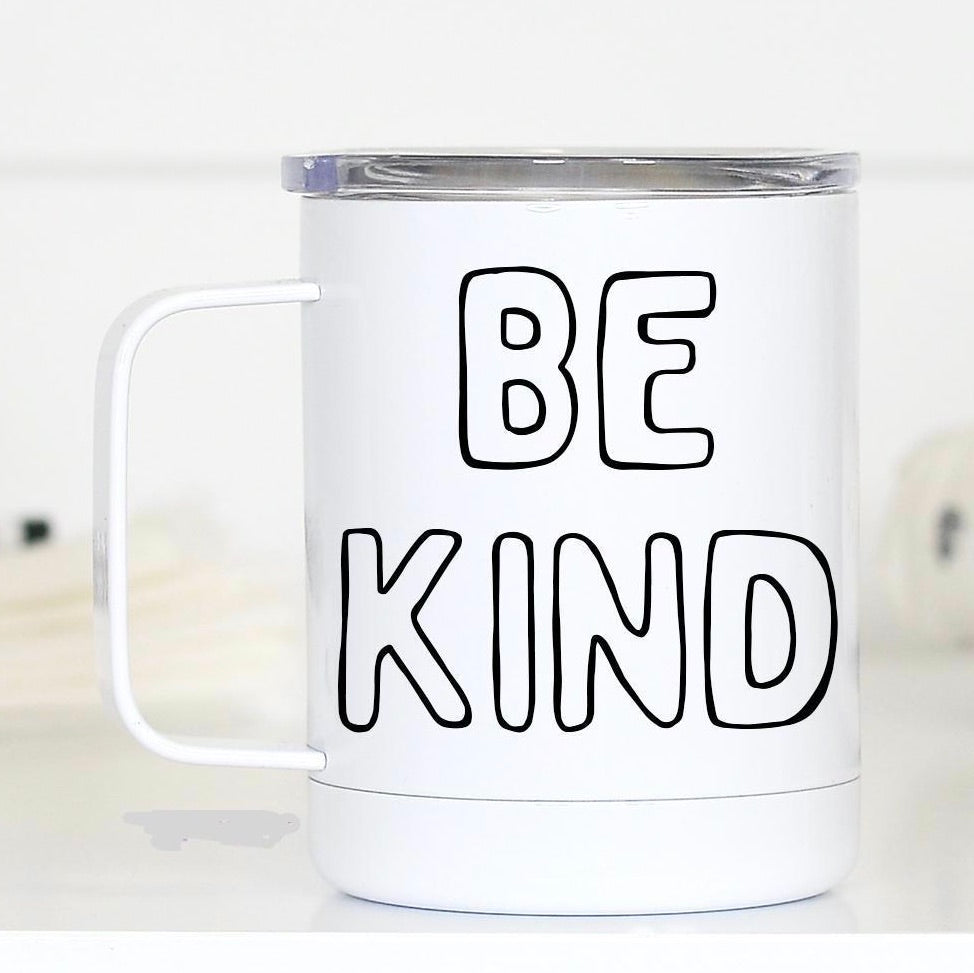 """Be Kind"" Travel Mug"