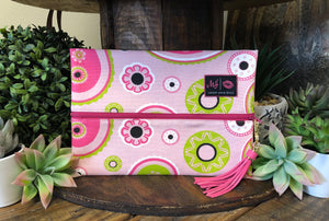 Citrus Floral - Makeup Junkie Bag