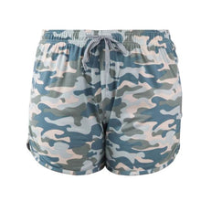 Load image into Gallery viewer, Camo Lounge Shorts