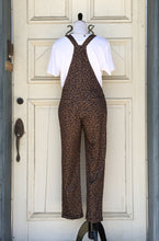 Load image into Gallery viewer, Leopard Overalls