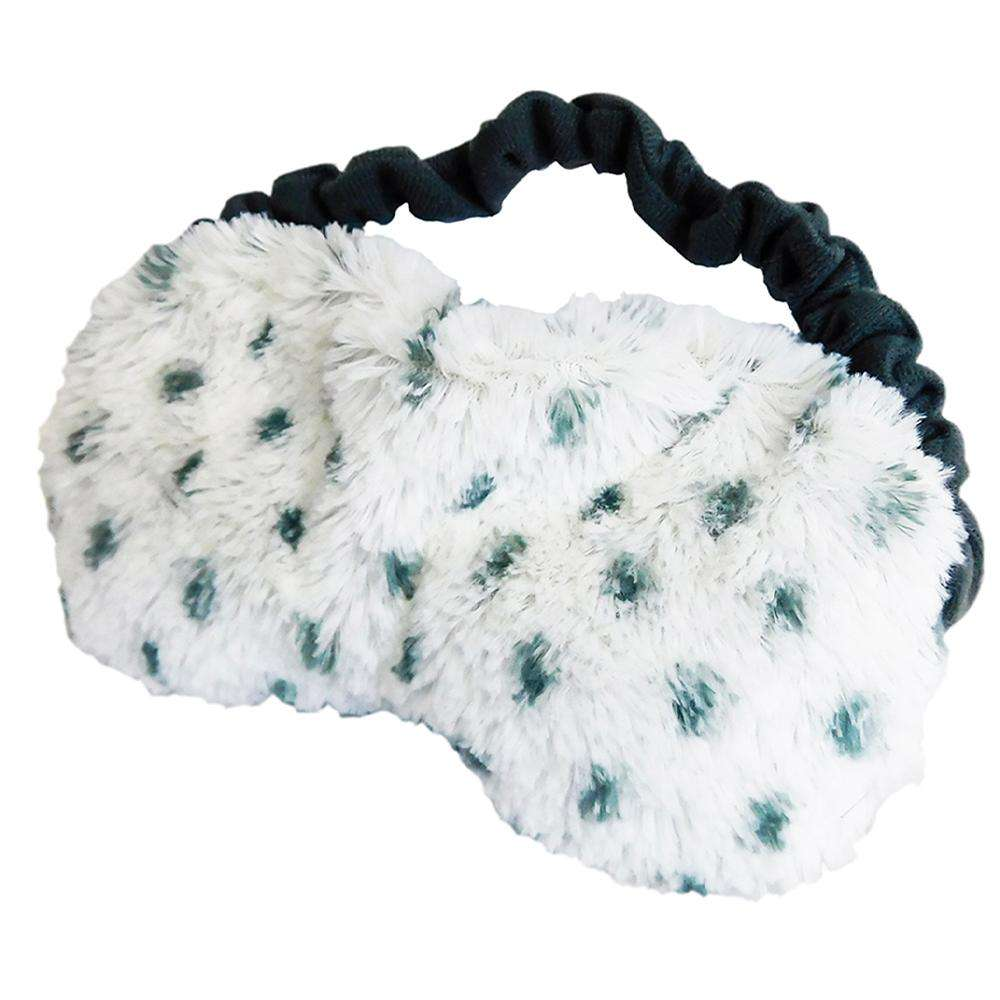 Snow Leopard Eye Mask