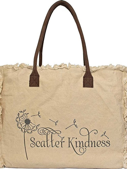 Canvas Market Totes