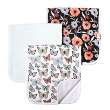 Load image into Gallery viewer, Dot Burp Cloths (3-pack)