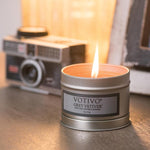 Grey Vetiver Travel Tin