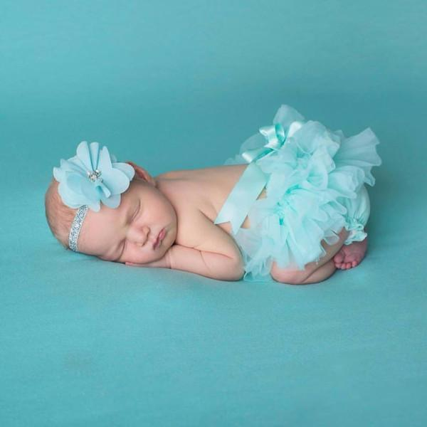 Tutu Bloomer & Headband Set