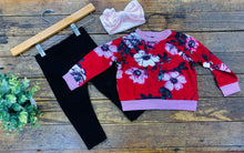 Load image into Gallery viewer, Floral Pullover - Kids