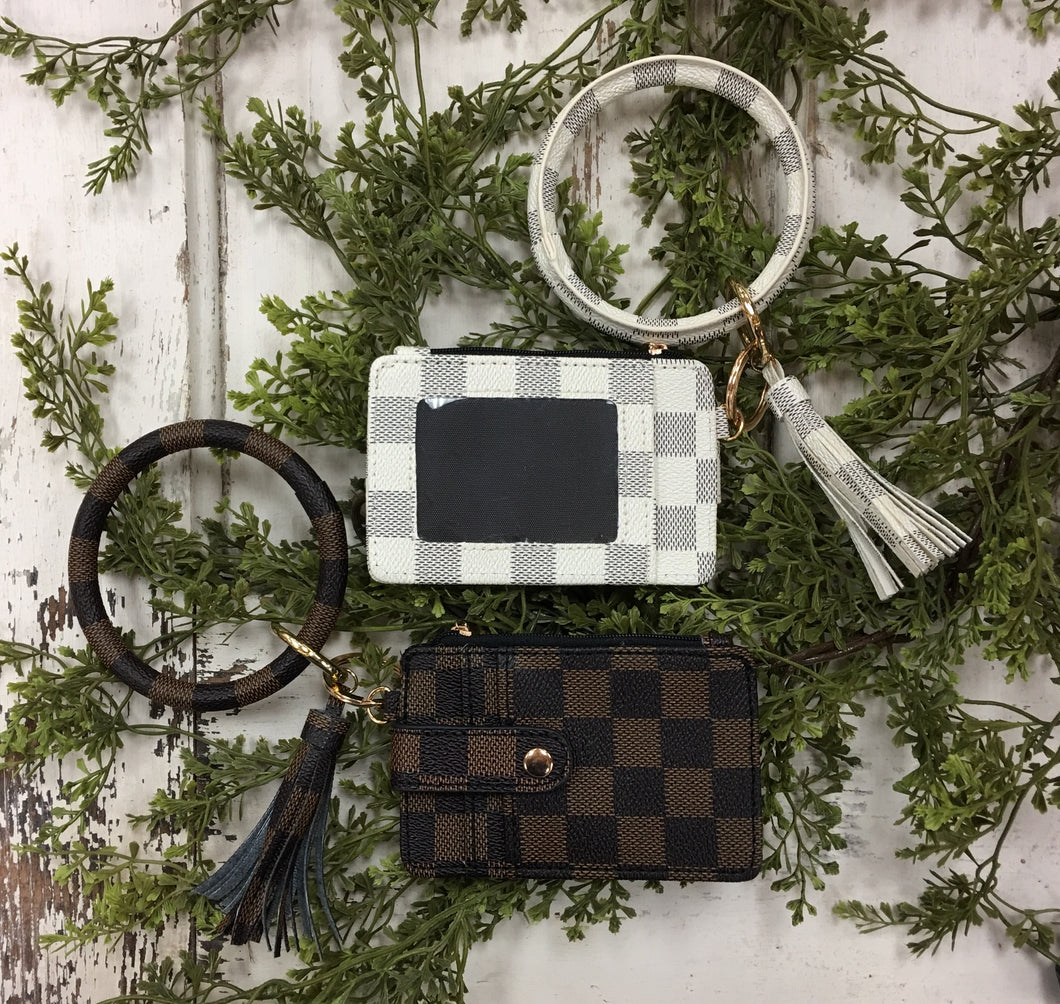 Keychain/Wallet Combo