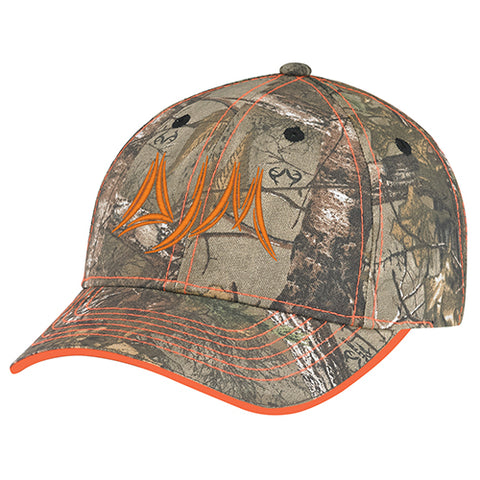 6Y434M Brushed Polycotton - Realtree XTRA®