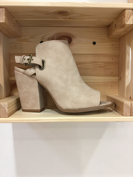 Tanya Bootie Shoes