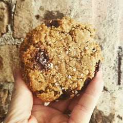 Sugar Path Salty Chocolate Oat Cookie