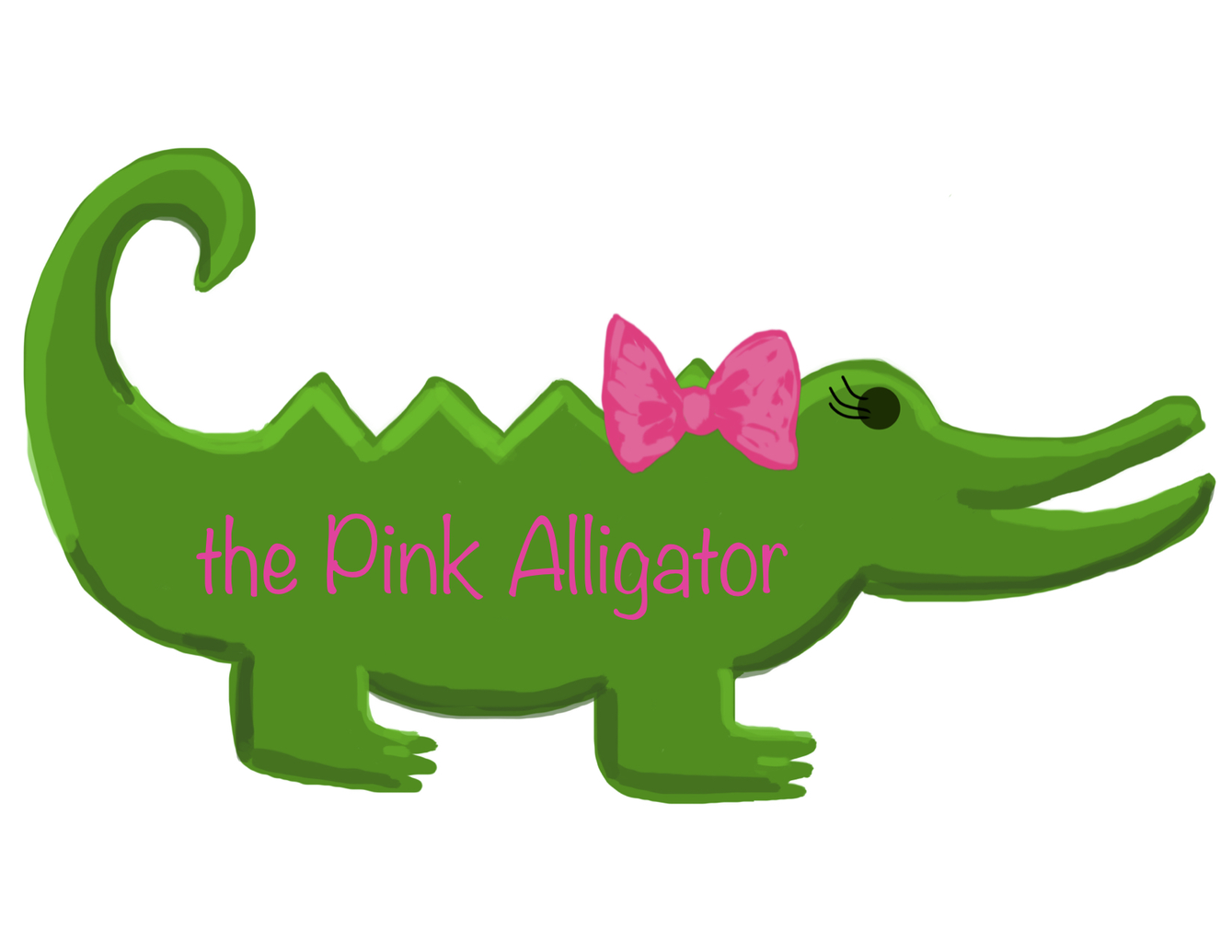 The Pink Alligator