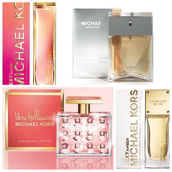 Let's Talk Michael Kors Fragrances