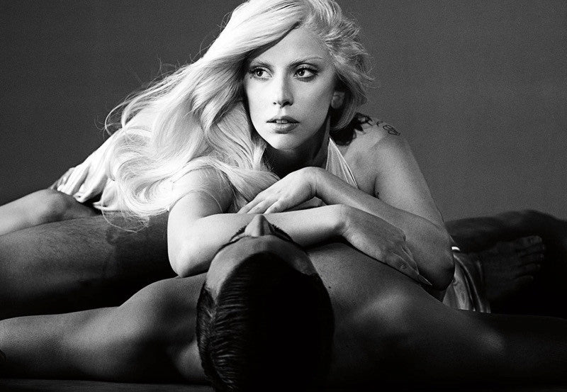 Lady Gaga's new perfume is for 'post-sex'