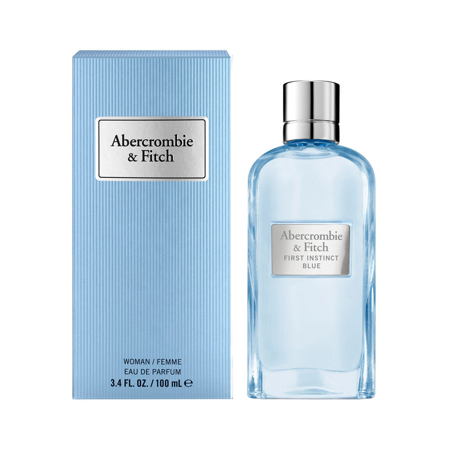 Abercrombie & Fitch First Instinct Blue Eau De Parfum 100ml