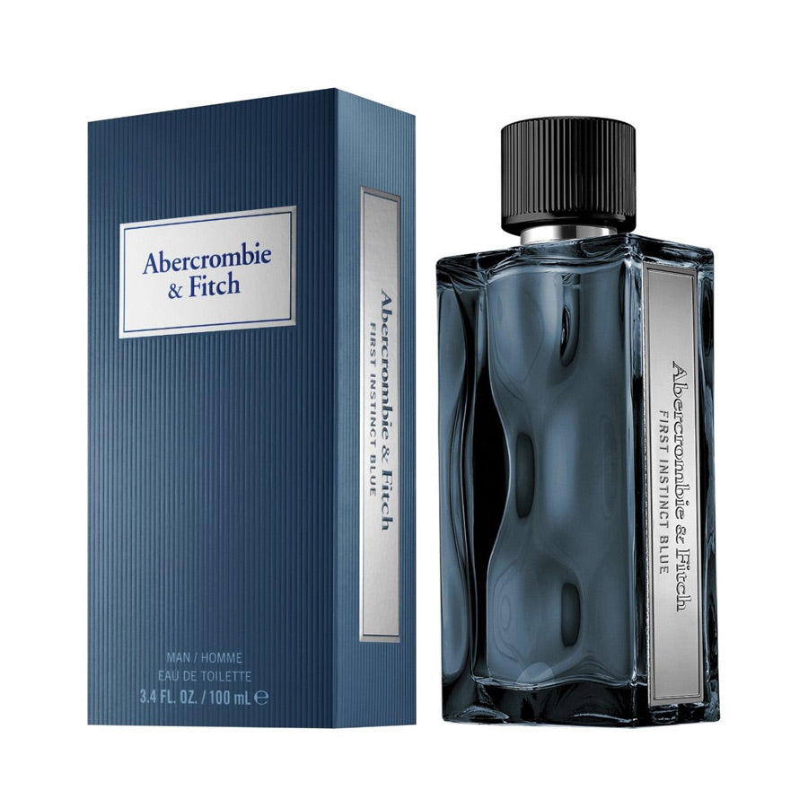 Abercrombie & Fitch First Instinct Blue For Men Eau De Toilette 100ml