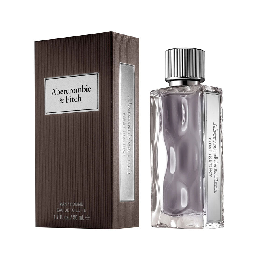 Abercrombie & Fitch First Instinct For Men Eau De Toilette 50ml