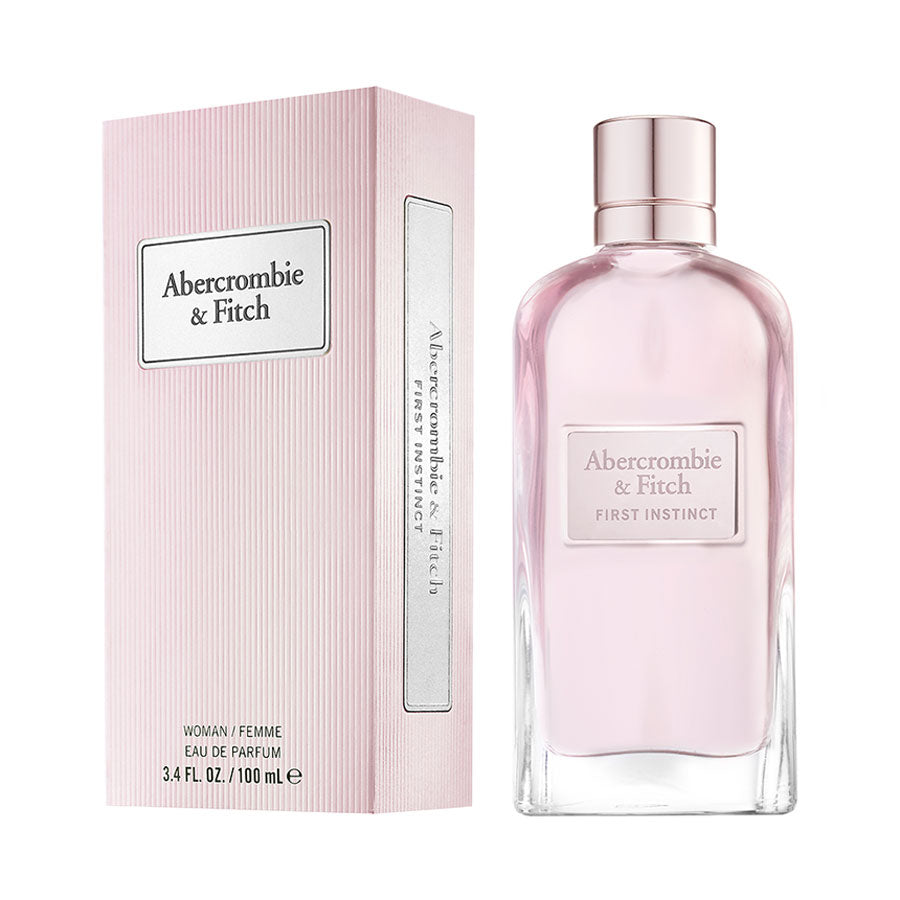Abercrombie & Fitch First Instinct For Women Eau De Parfum 100ml