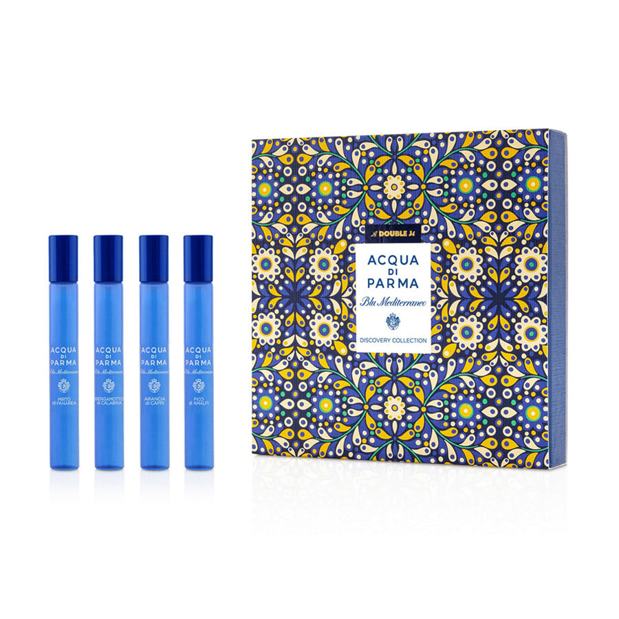 Acqua Di Parma Blu Meditarraneo Discovery Roll-on 4x10ml Gift Set