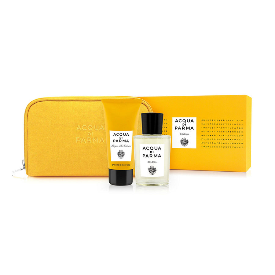 Acqua Di Parma Colonia Eau De Cologne 100ml Gift Set