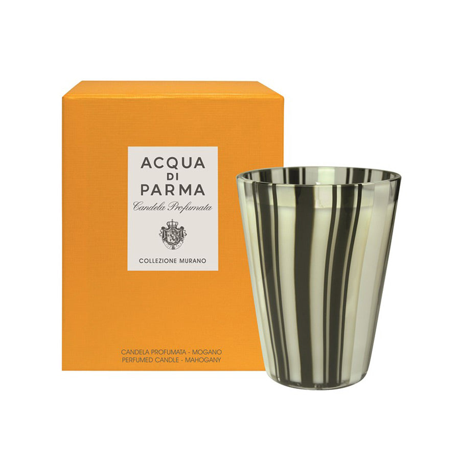Acqua Di Parma Murano Glass Candle Mogano 200g