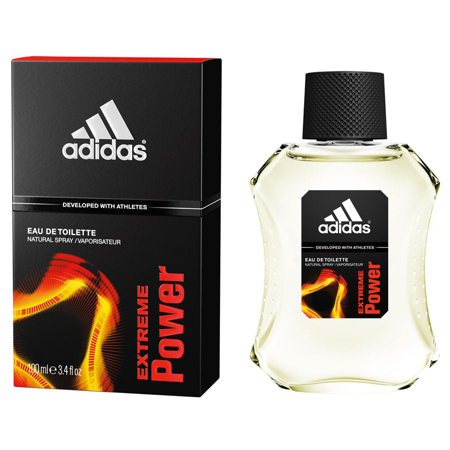 Adidas Extreme Power Eau De Toilette 100ml
