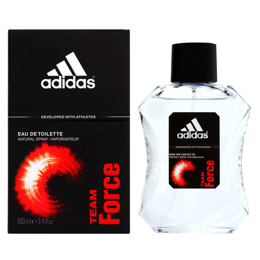 Adidas Team Force Eau De Toilette 100ml