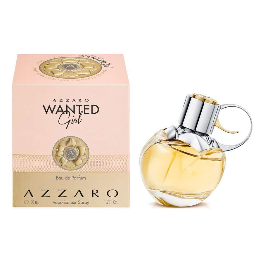 Azzaro Wanted Girl Eau De Parfum 50ml