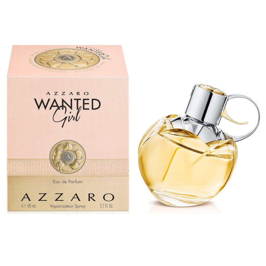 Azzaro Wanted Girl Eau De Parfum 80ml