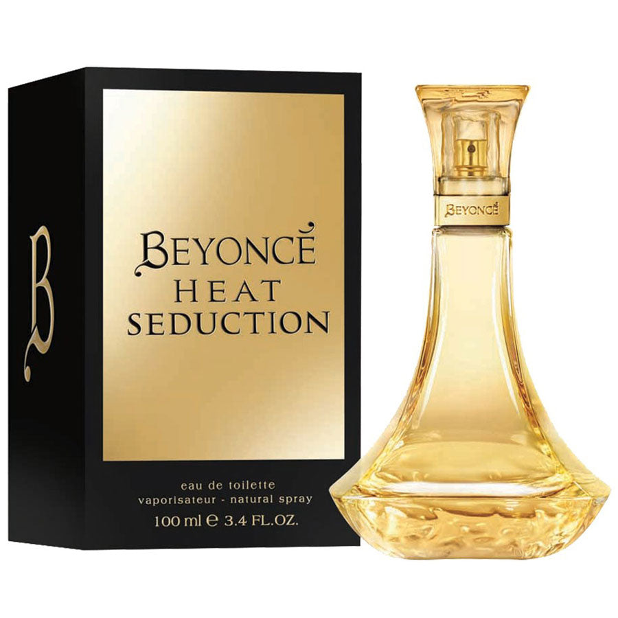 Beyonce Heat Seduction Eau De Parfum 100ml