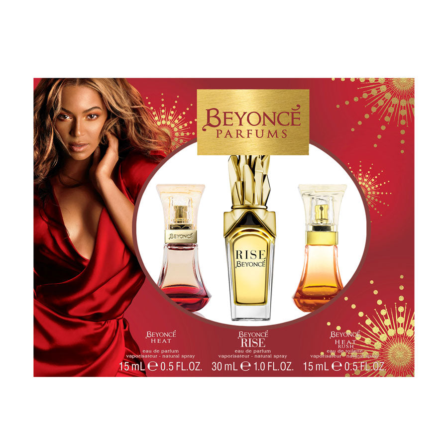 Beyonce Parfums Miniature Gift Set