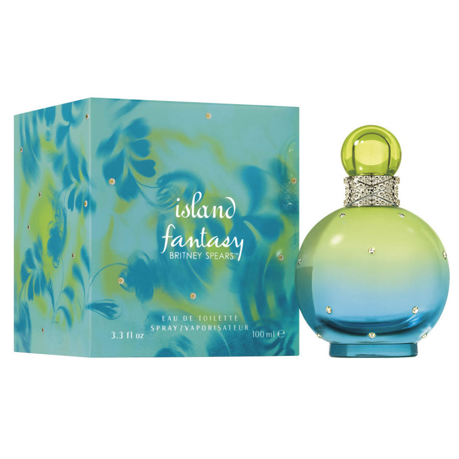 Britney Spears Island Fantasy Eau De Toilette 100ml