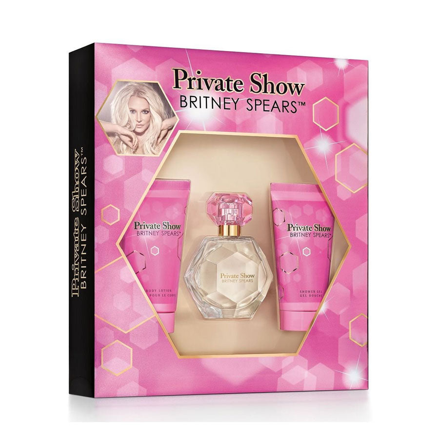 Britney Spears Private Show Eau De Parfum 30ml Gift Set