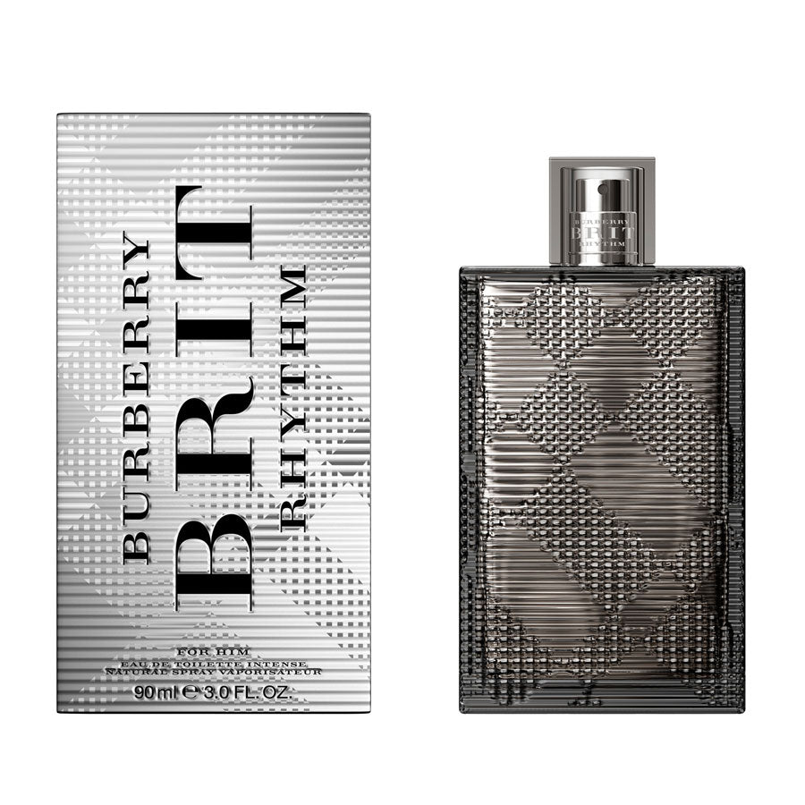 Burberry Brit Rhythm Intense For Him Eau De Toilette 90ml