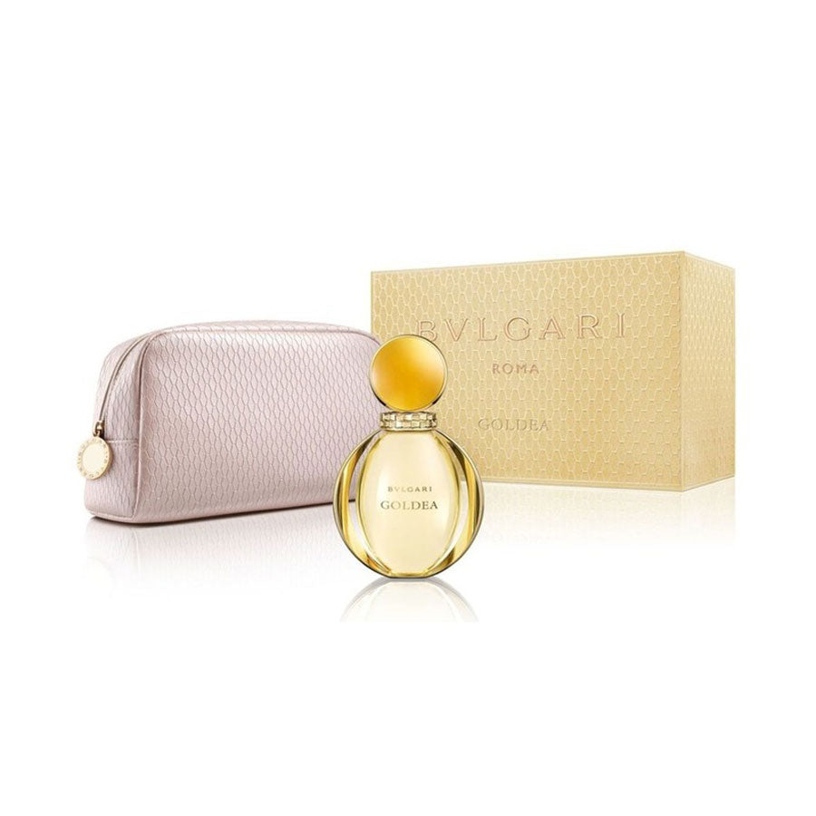 Bvlgari Goldea Eau De Parfum 90ml Gift Set