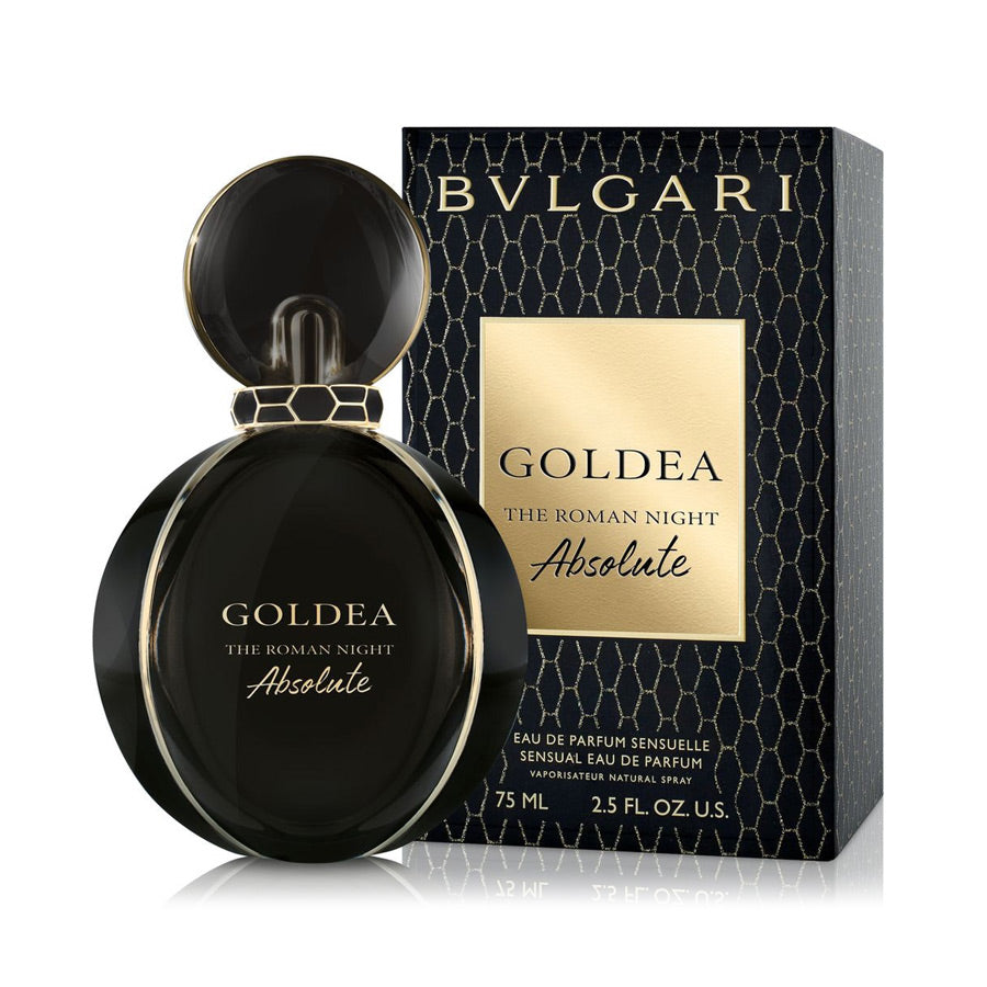 Bvlgari Goldea The Roman Night Absolute Eau De Parfum 75ml