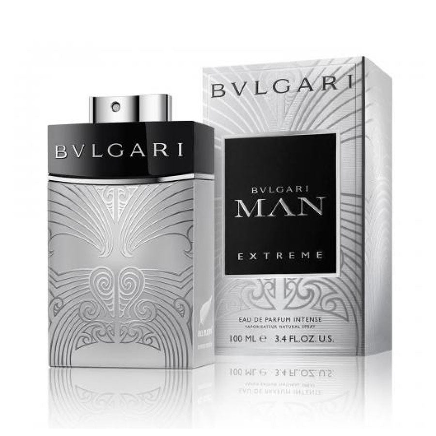 Bvlgari Man Extreme Intense All Blacks Edition Eau De Parfum 100ml