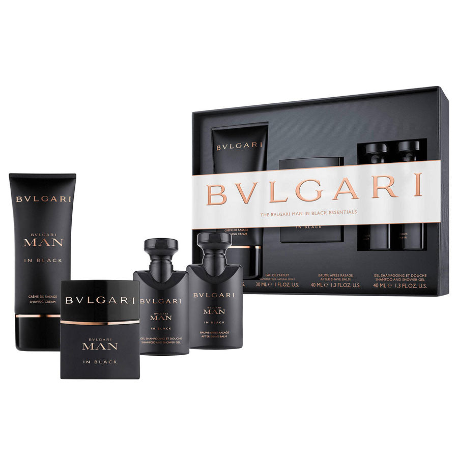 Bvlgari Man In Black Eau De Parfum 30ml Gift Set