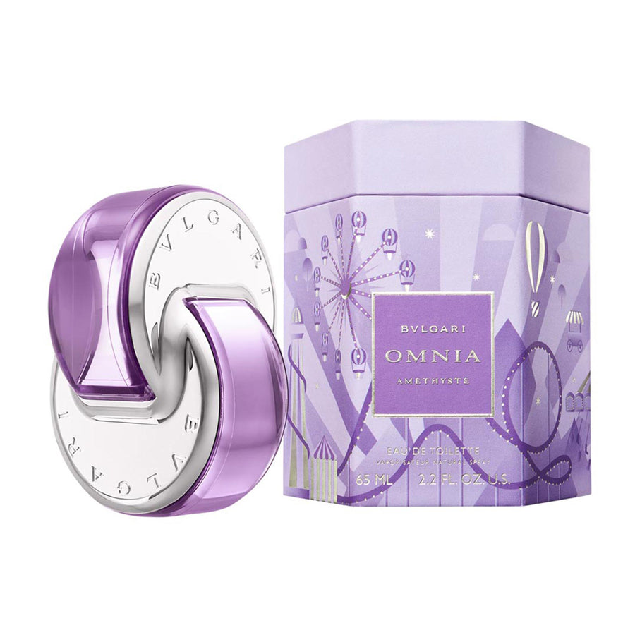 Bvlgari Omnia Amethyst The Omnialandia Limited Edition Eau De Toilette 65ml