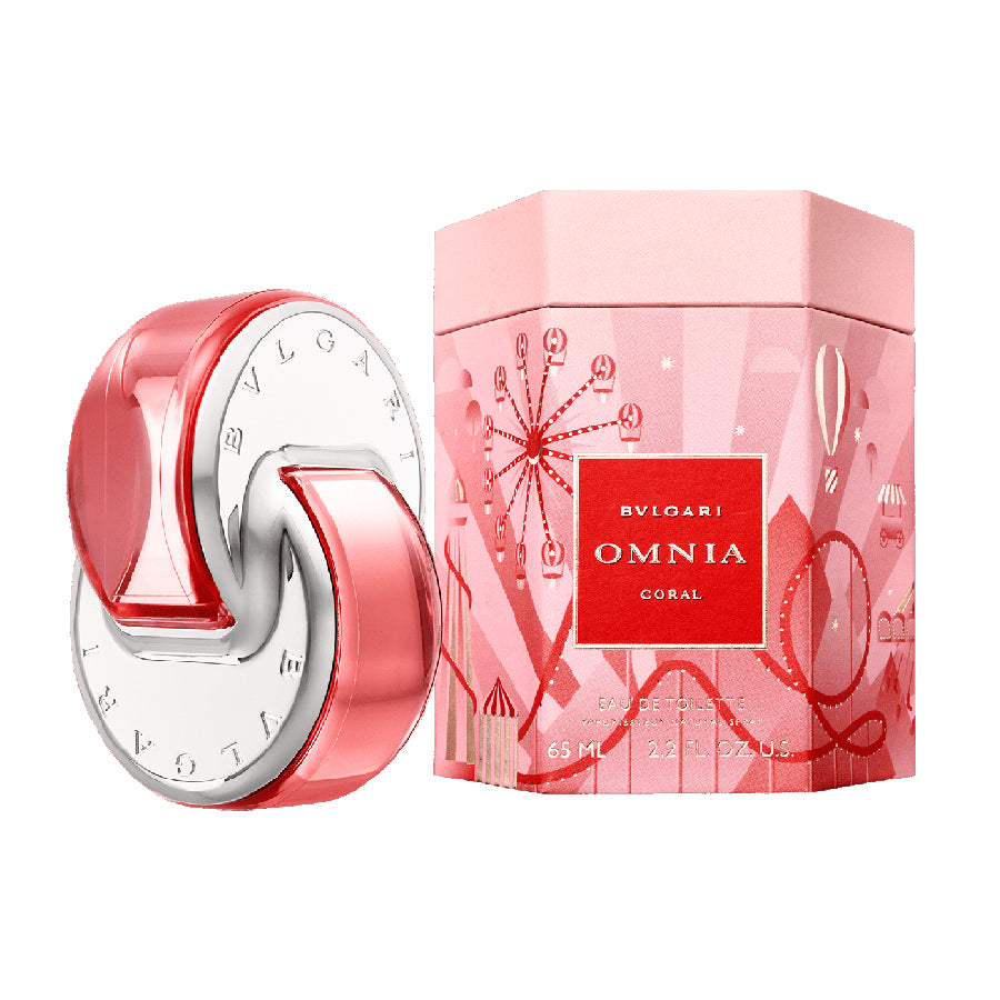 Bvlgari Omnia Coral The Omnialandia Limited Edition Eau De Toilette 65ml