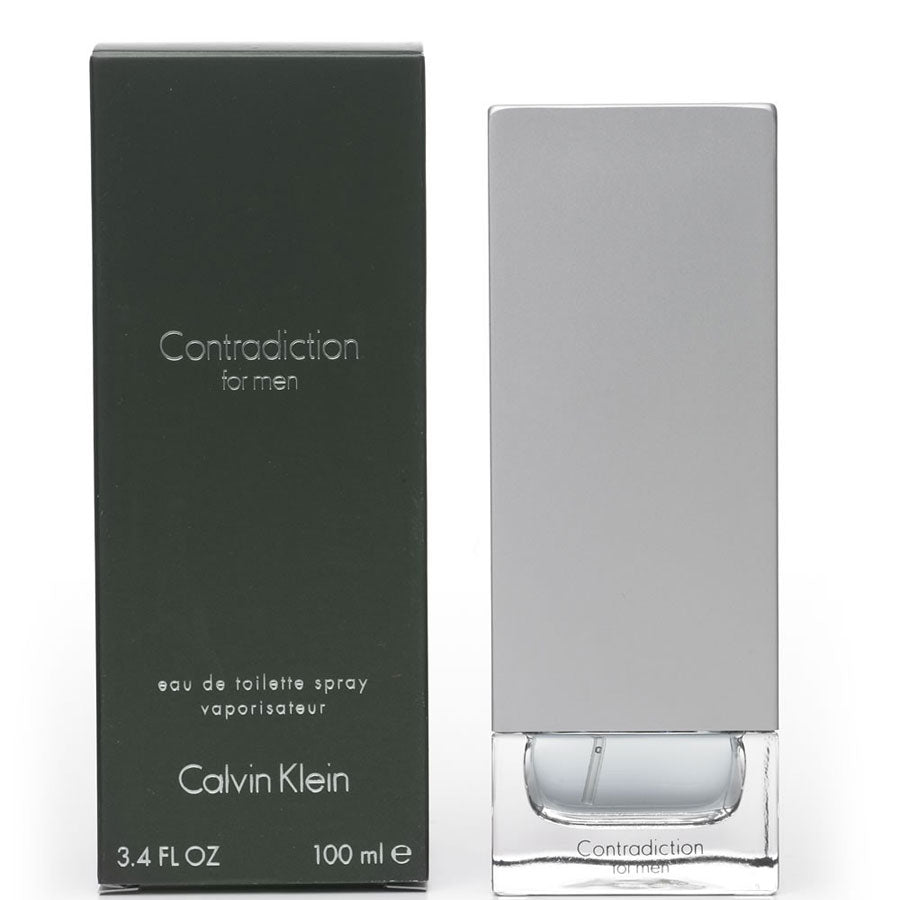 Calvin Klein Contradiction For Men Eau De Toilette 100ml
