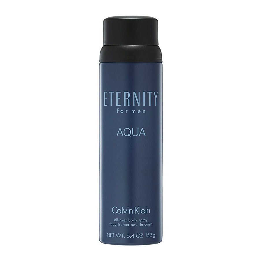 Calvin Klein Eternity Aqua For Men All Over Body Spray 152g
